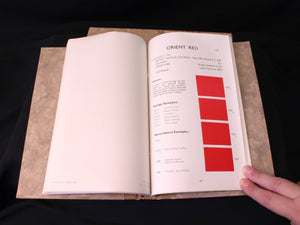The Wilson Colour Chart- Two Volumes