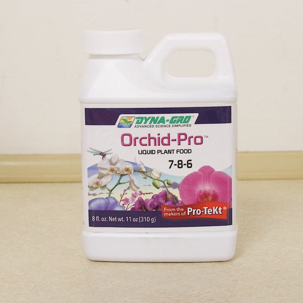 Dyna-Gro Orchid Pro 7-8-6 (8oz)