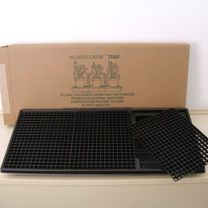"Plant Watering Humidity Tray 103 (29½"" x 13½"")"
