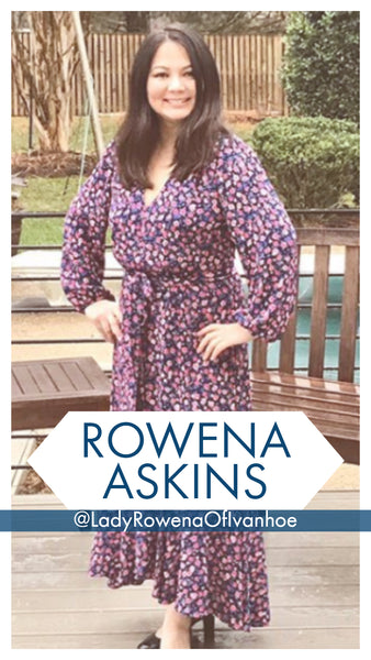 Meet Rowena - Influencer For Kate & Audrey