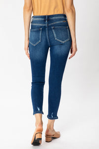 High Rise Skinny Style Denim Jeans