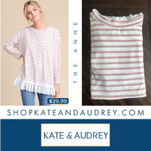 Load image into Gallery viewer, Striped Blouse