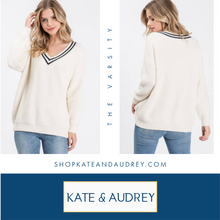 Load image into Gallery viewer, Cream Color Sweater