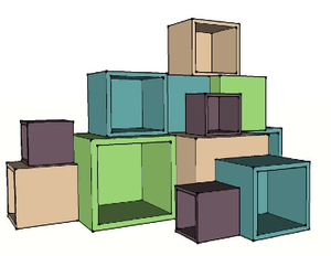 Rex: Box Display 2 (13 boxes)