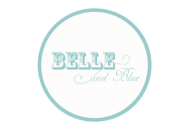 Belle and Blue