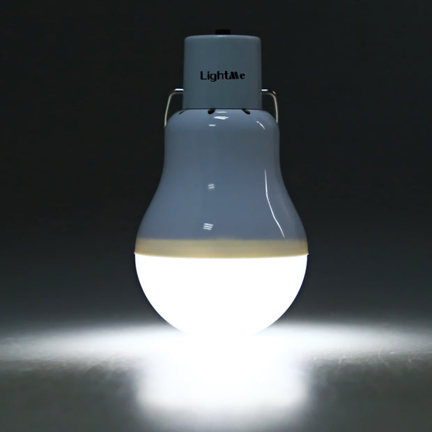 Lightme S - 1200 Solar Powered LED Bulb Light - Roshyshine
