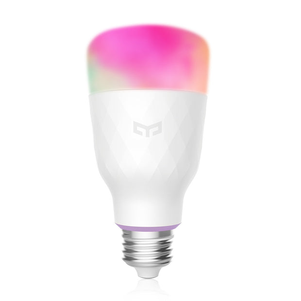 Yeelight 10W RGB E27 Wireless WiFi Control Smart Light Bulb ( Xiaomi Ecosystem Product ) - Roshyshine