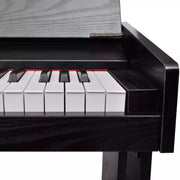 vidaXL Digital Electric Piano with 88 Keys Music Rest 70039 with Free Shipping - Roshyshine