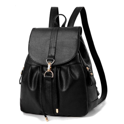 100% Genuine leather Women Backpacks 2019 New Fashion Youth Backpacks for Teenage Girls Female School Shoulder Bag Bagpack