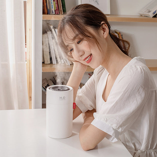 750ml USB Rechargeable Aromatherapy diffuser Air Humidifier aroma diffuser Machine essential oil ultrasonic Mist Maker Quiet