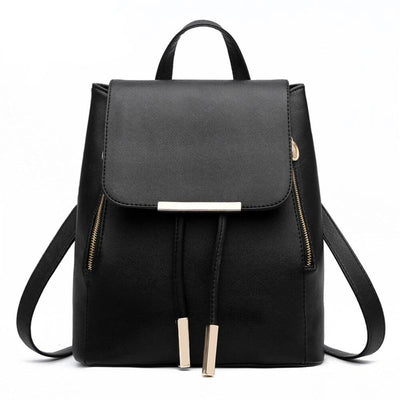 100% Genuine leather Women backpack 2019 New wave of female Korean student fashion casual backpack shoulder bag