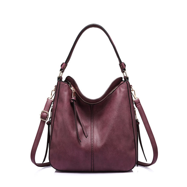Women handbags, female Crossbody shoulder bags, high quality PU leather messenger bags for ladies, big Totes large capacity