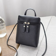Women Casual small Pouch Bag, Female Crossbody Messenger Bags, Sling Shoulder Bucket Bag Mini Phone Pack