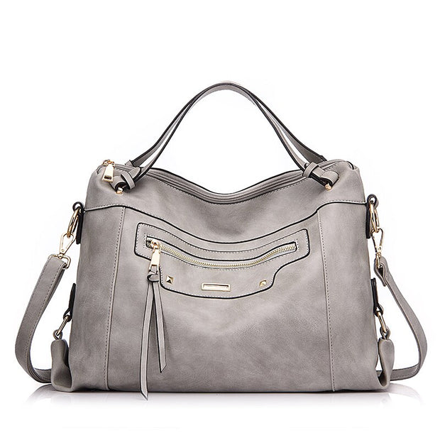 Women handbags,  crossbody shoulder bag for women pure leather large messenger bag ladies fashion Tote
