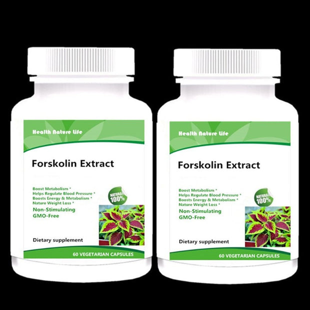 Forskolin Natural  Weight Loss Supplement  and  Metabolism Booster, Appetite suppressant, fat burner - Roshyshine