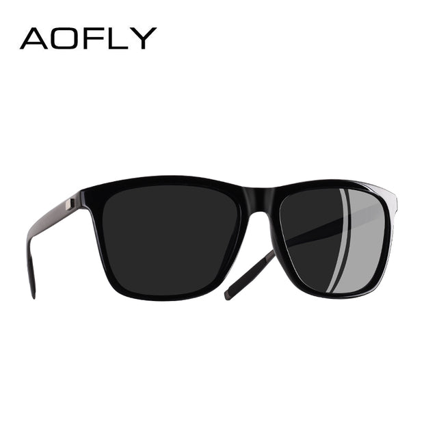 Polarized Sunglasses Fashion Style Sun Glasses for Men/Women Vintage Brand Designer oculos de sol masculino UV400