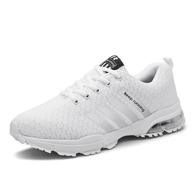 Men Casual Shoes, Men Casual White Sneakers, Mens Trainers Air Cushion Sneakers, Blue Shoes Men