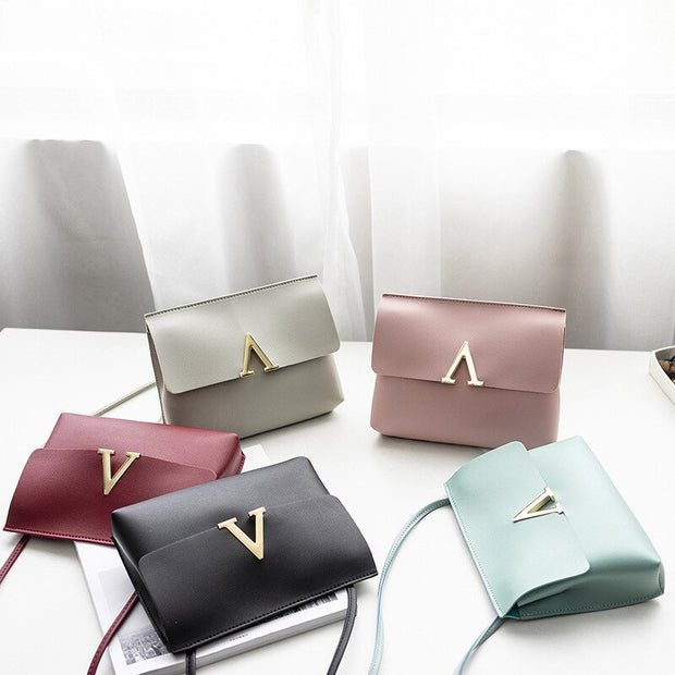 Fashion Brand Small Shoulder Bag Women 2019 Fashion Luxury designer PU Leather Crossbody Messenger Bags Mini Handbag For Girls