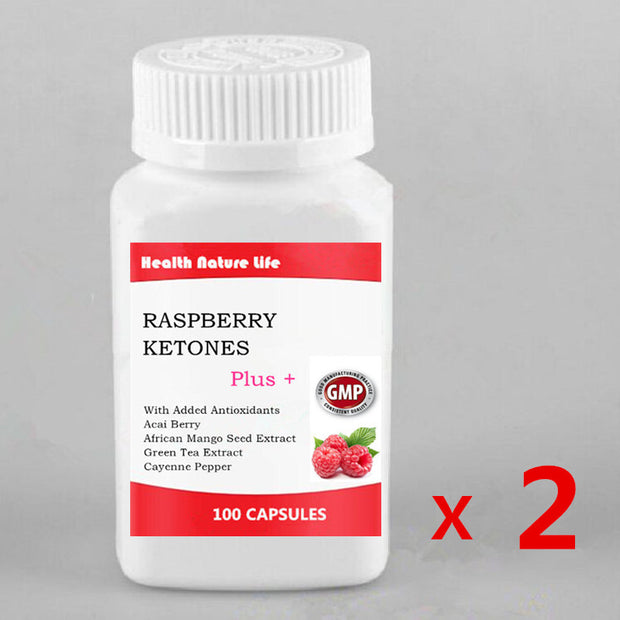 Raspberry Ketones Plus,Advanced Antioxidant & Green Tea Extract for Weight Loss,Appetite Suppression,Resveratrol,Vegan,100 count - Roshyshine