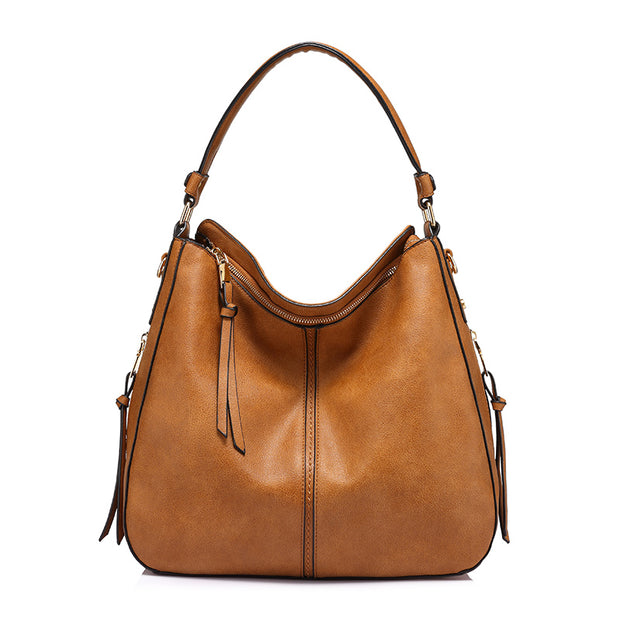 Women handbags, shoulder crossbody bag, female casual large totes high quality artificial leather ladies hobo messenger bag