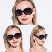 DANKEYISI Sun Glasses For Women Glasses Vintage Sun Glasses Female UV400 Sunglasses Women Big Oversized Desinger Eyewear 2019