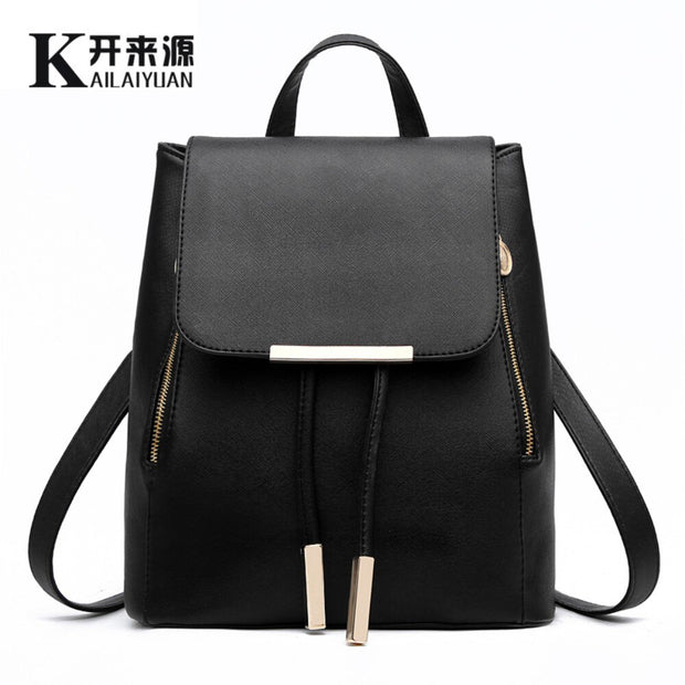Women backpack 2020 New wave of female student fashion casual backpack shoulder bag
