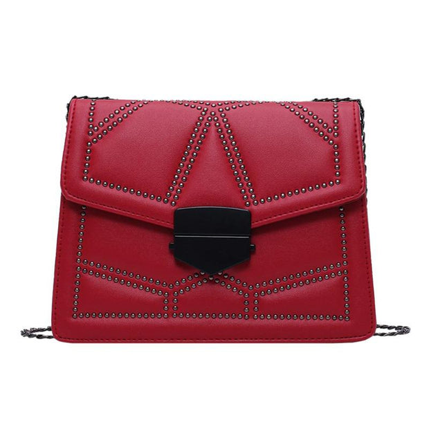 Women Messenger Bag , Shoulder Crossbody Shopping Chain Ladies Handbag