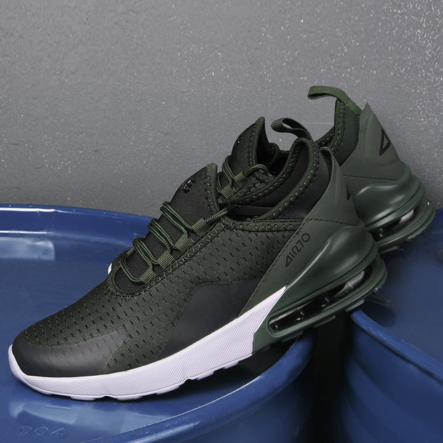 Men Casual Shoes, Men  Sneakers,  Men Air Cushion Mesh Sports Shoes,  Trend Trainers Men Shoes,