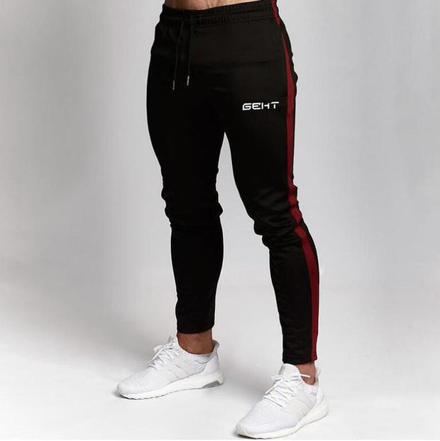 Men's High quality Brand Men pants Fitness Casual Elastic Pants bodybuilding clothing casual camouflage sweatpants joggers pants - Roshyshine