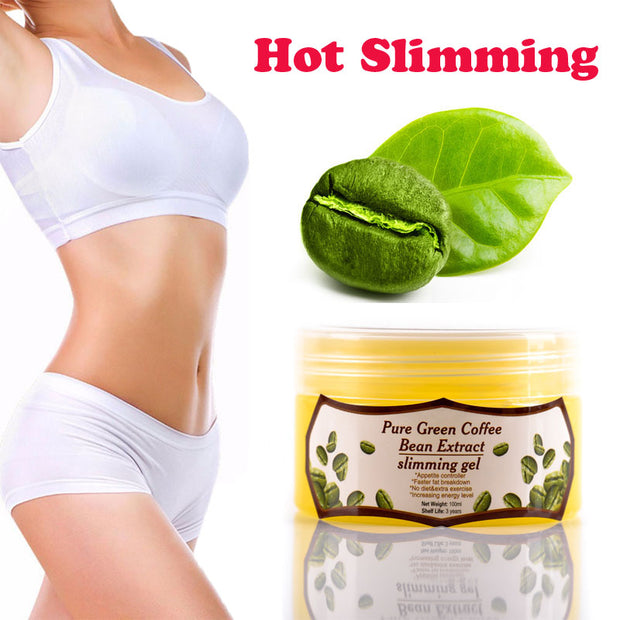 Green Coffee Bean Extract Natural Weight Loss Supplement Cream for Men and Women - Roshyshine