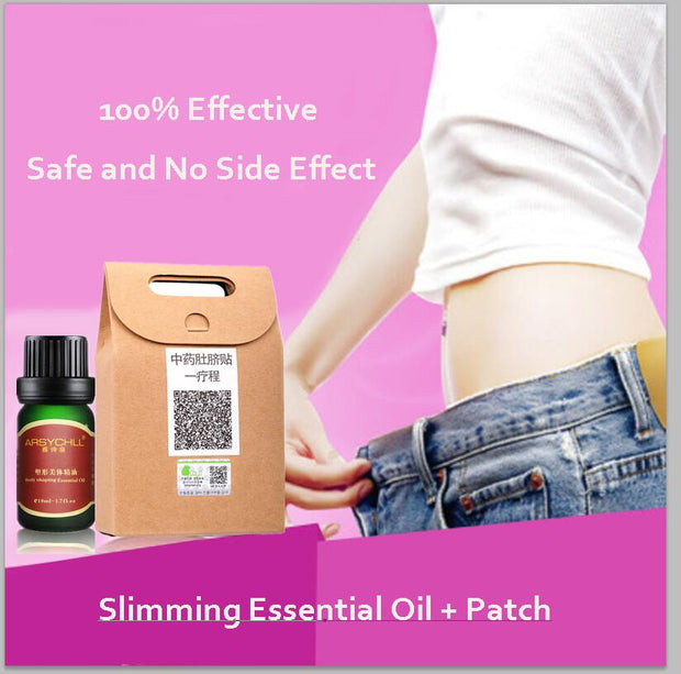Slimming Essential Oil Chinese Medicine Slim Patch Weight Loss Products To Lose Weight And Burn Fat For Slimming Patch - Roshyshine