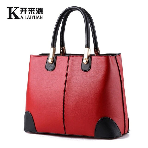 Women leather handbags 2020 New bag lady,  fashion handbags, Shoulder Messenger Handbag - Roshyshine