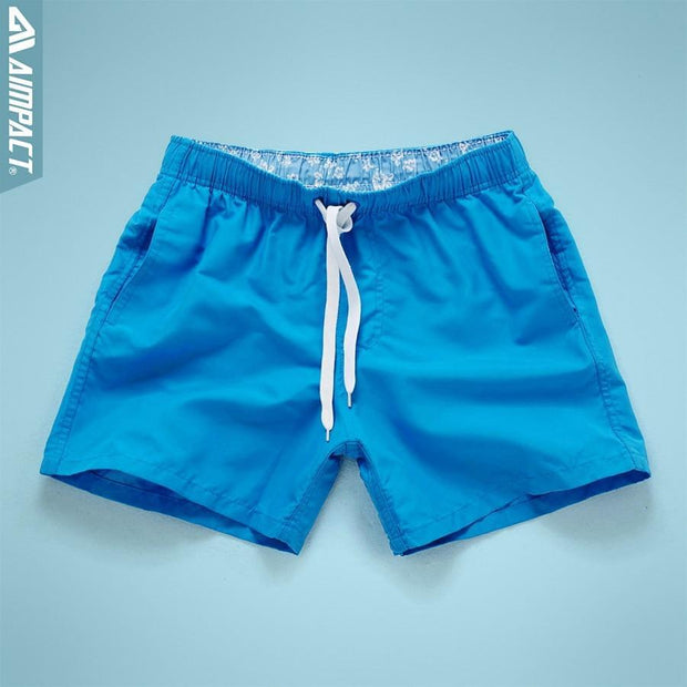 Aimpact Quick Dry Board Shorts for Men Summer Casual Active Sexy BeachSurf Swimi Shorts Man Athlete Gymi Home Hybird Trunks PF55 - Roshyshine