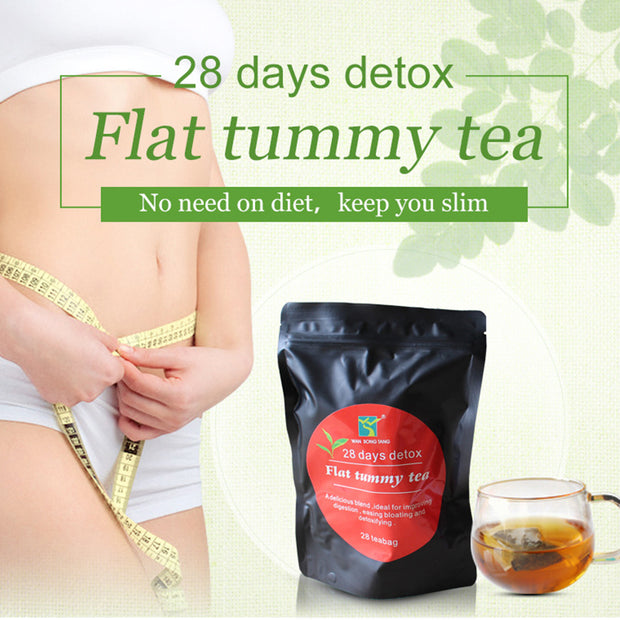 Men Women Slimming Products 28bags Morning & Night Drinking Detox Products Fat Burner Loss Weight Diet Adelgazar Healthy Body - Roshyshine