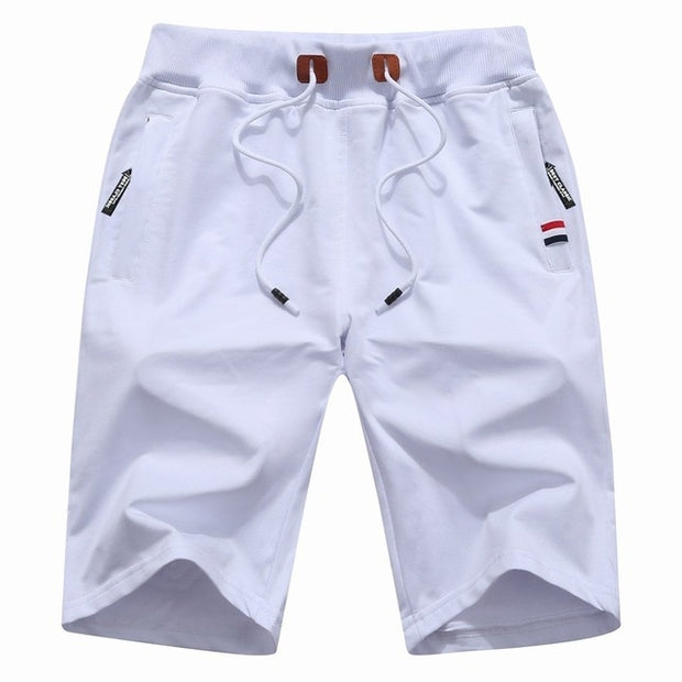 Mountainskin 2019 Solid Men's Shorts 6XL Summer Mens Beach Shorts Cotton Casual Male Shorts homme Brand Clothing SA210 - Roshyshine