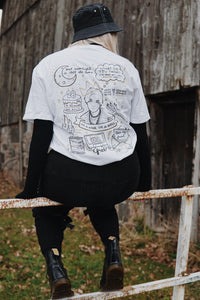 AGUST D / D-2 Tattoo Flash T-Shirt