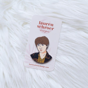 BTS Summer Package Hard Enamel Pins