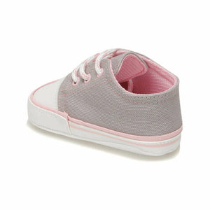 Girl's Lace-up Sport Shoes