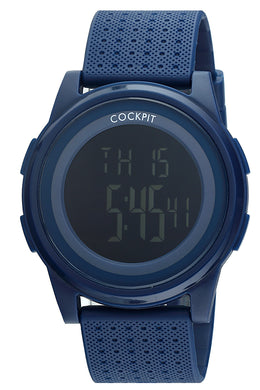 Men's Navy Blue Watch