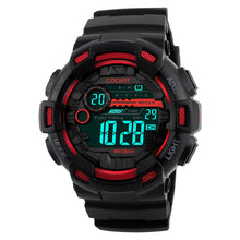Load image into Gallery viewer, Men's Black Sport Watch