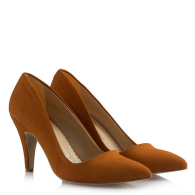 Women's Ginger Suede Stiletto Shoes