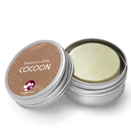 Pachamamaï - Déodorant Solide Cocoon Bio 25 g