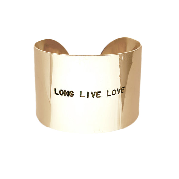 Bracciale LONG LIVE LOVE