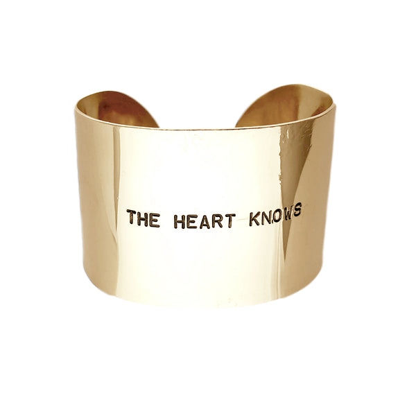THE HEART KNOWS Bracelet
