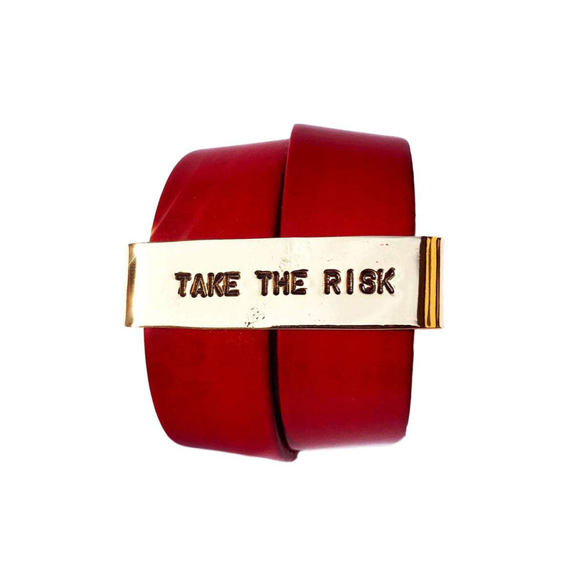 TAKE THE RISK Bracelet