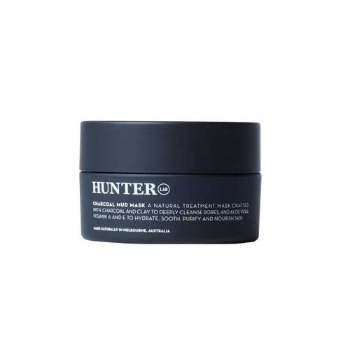 Hunter Lab Charcoal Mud Mask