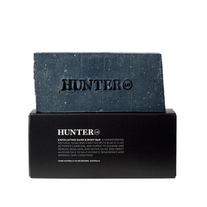 Hunter Lab Exfoliating Hand & Body Bar