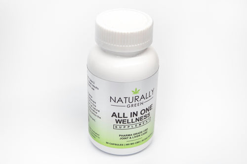 ALL IN ONE WELLNESS Supplement