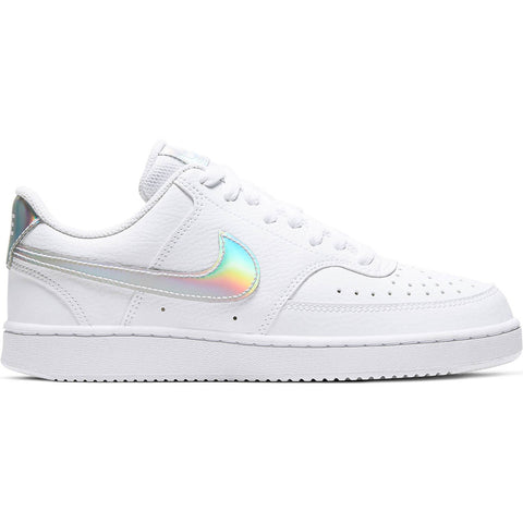 WMNS COURT VISION LOW - WHT/iridescent