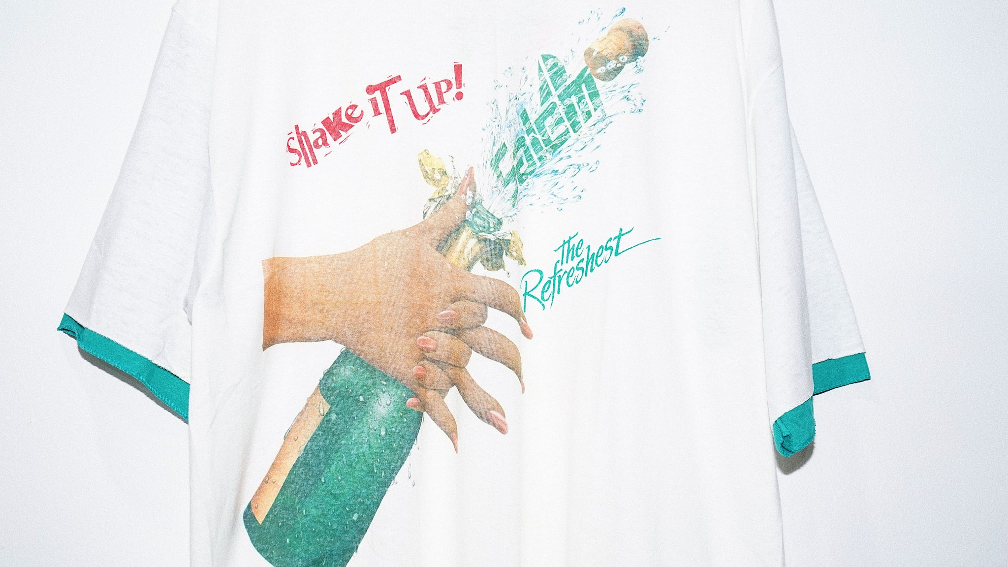 Salem cigarettes Shake It Up Special Edition tee